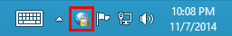 System Tray Icon on Windows